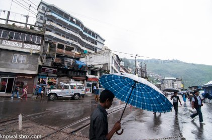 Kurseong gets one of the highest rainfall in the world!