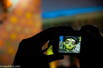 The traditional Durga Idols look like this