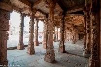 Pillars all around