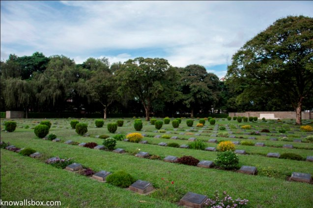 Imphal War Cemetry