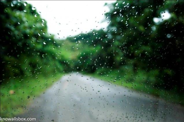On way to Aizawl