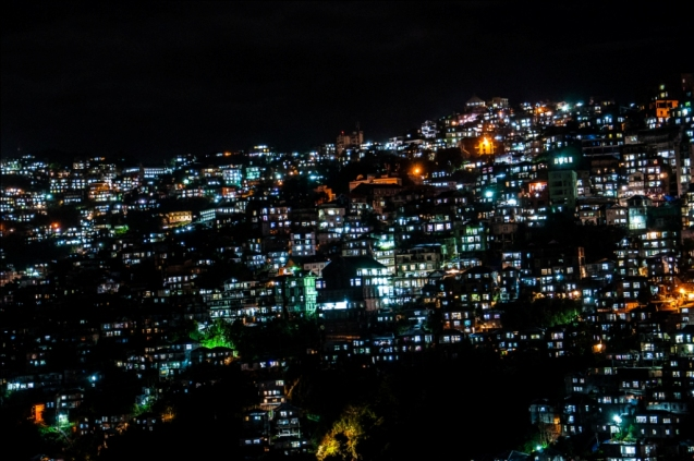 Night Time Aizawl